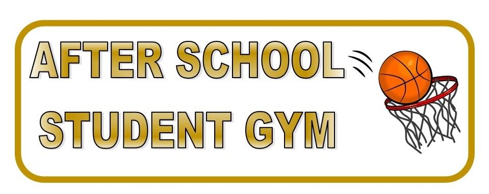 After School Student Gym Logo